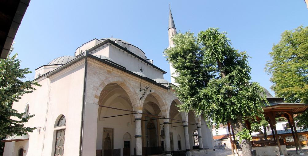 Hotel hondo gazi husrev beg mosque thecheapjerseys Gallery